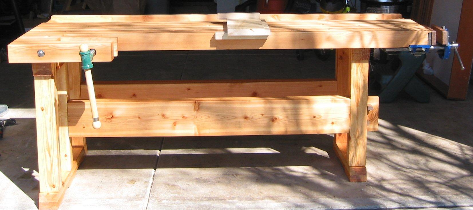 Столярный стол своими руками фото 59